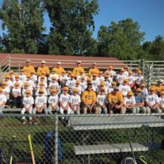 First Colt 45s Camp of the Season a Success