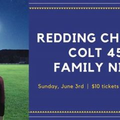 Redding Chamber in the 3rd Base Club Tonight!