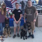 """Colt 45s Support """"Flags and Flowers"""" and """"Veterans K9 Connections"""" at Season Opener"""