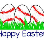 Happy Easter from the Colt 45s!