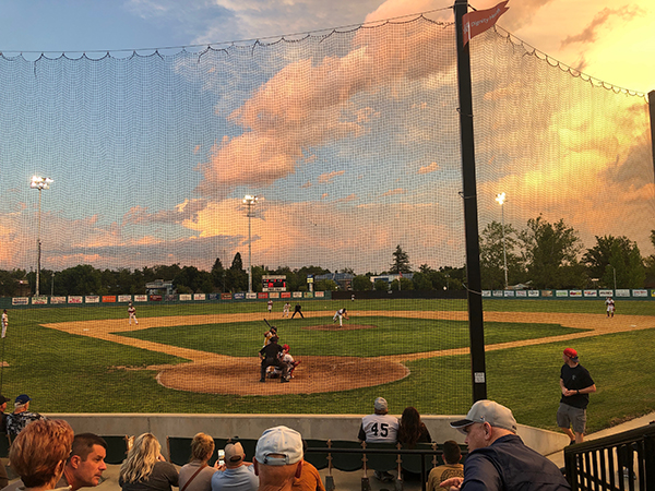 Colt 45s deliver win on opening night