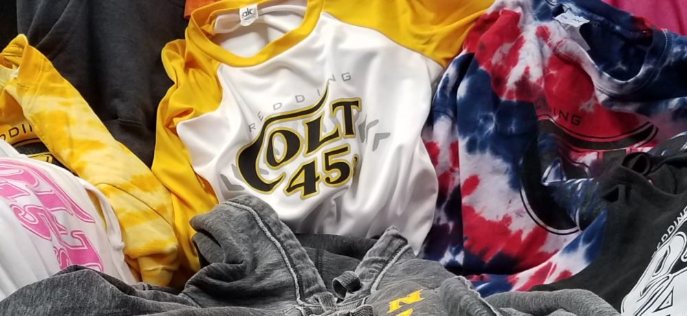 Redding Colt 45s – Collegiate summer baseball