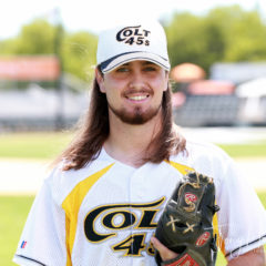 Colt 45s' Tweedt rips two HRs including grand slam, drives in seven