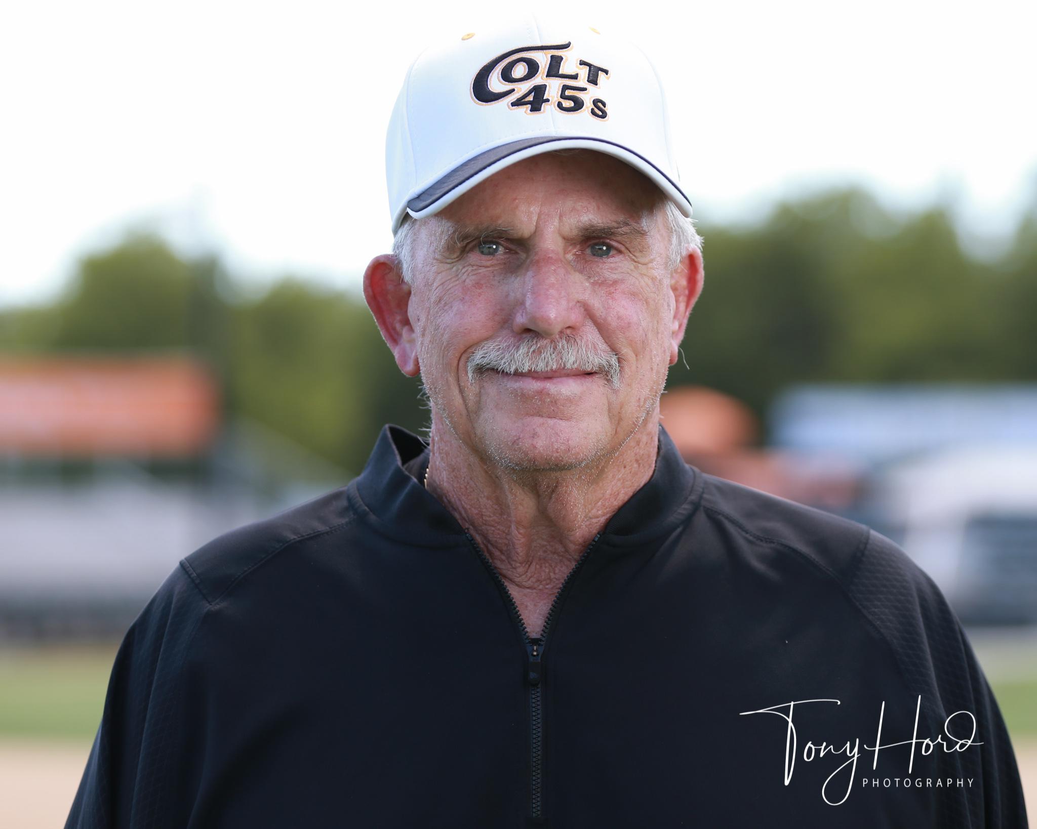 Coach Bill Plummer