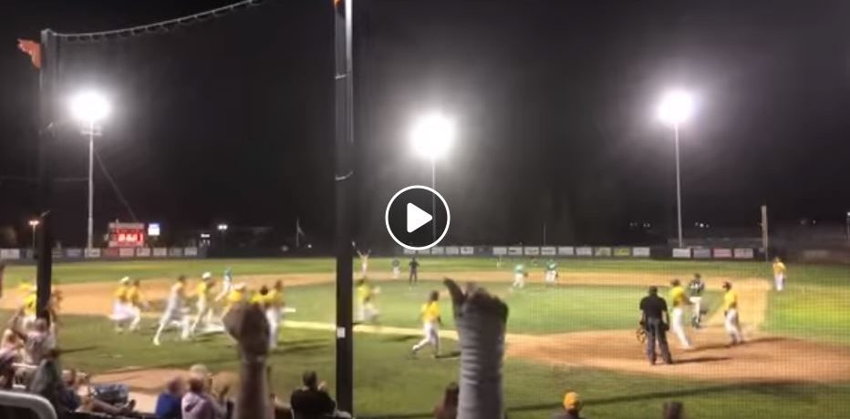 Colt 45s deliver walk-off win with four run ninth inning