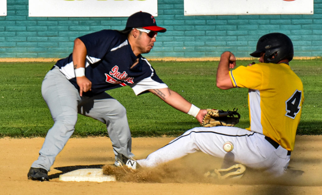 Dazzling pitching, clutch hitting in 6-0 Colt 45s win over Fairfield