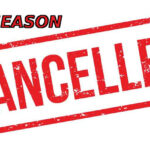 Summer 2021 Season Cancelled