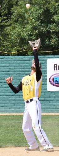2017 Colt 45s Devin Orr snags a pop up