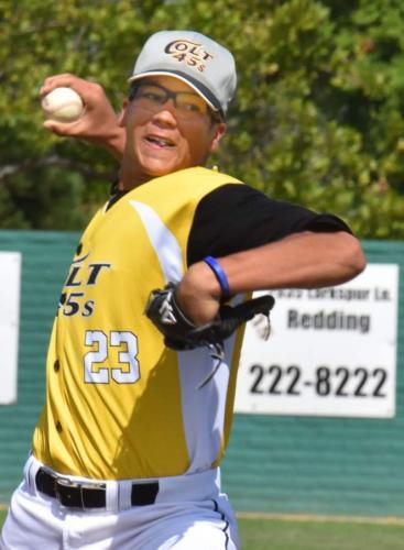 Matt Green pitching (2)
